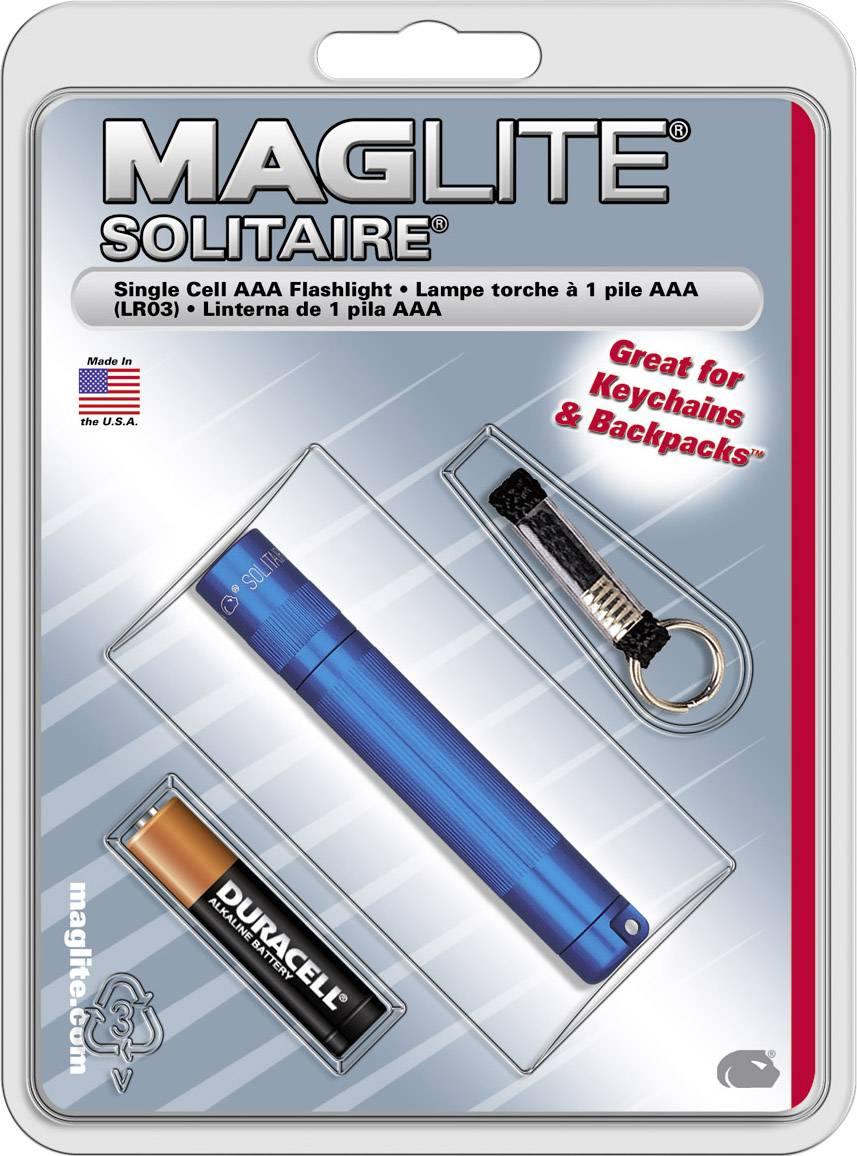 Mag-Lite Solitaire