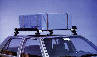 Plachta pro zavazadla, 6 x 8 m