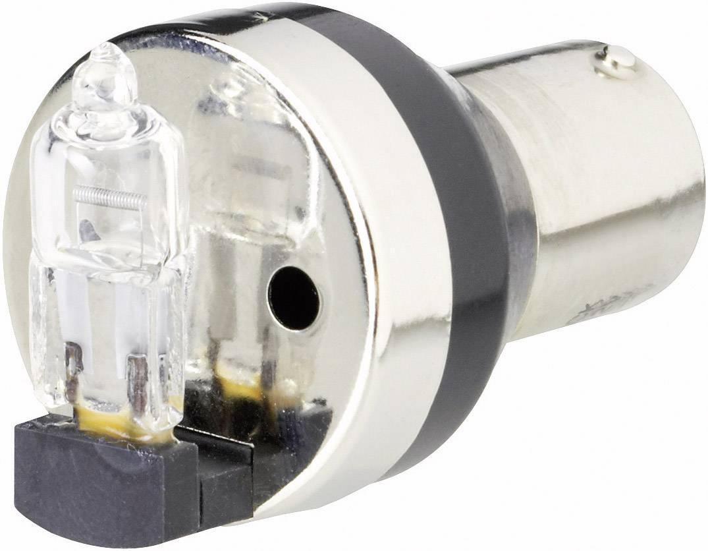 Autožárovka do zadního světla, 12 V, P21W, BA15s, bílá