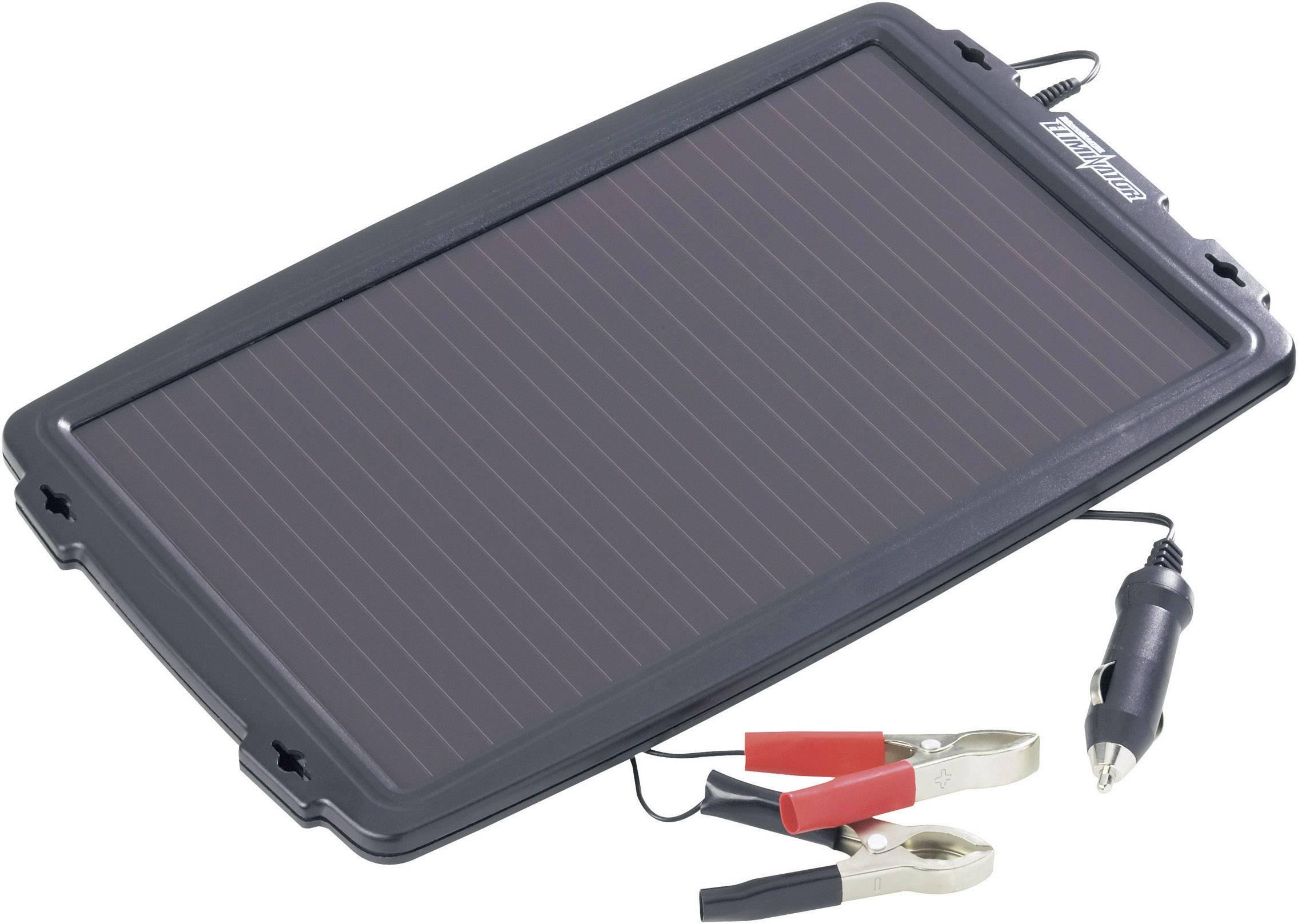 Solární nabíječka autobaterií, TPS-102-2.4, 2,4 W