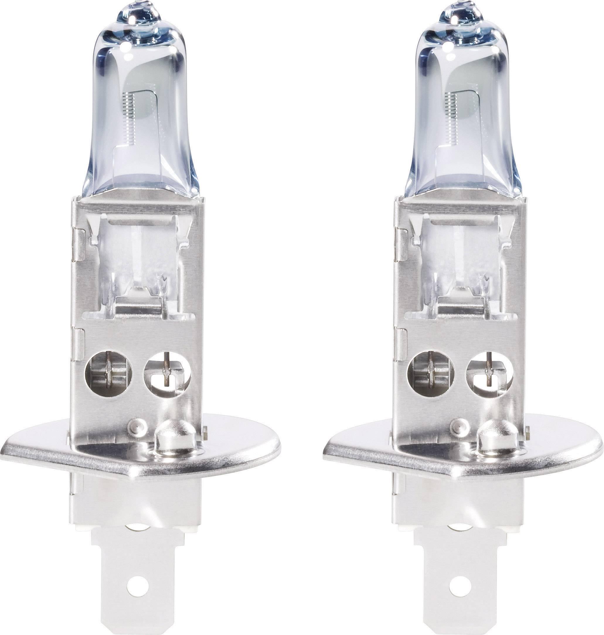 Halogénová žiarovka Neolux N448B55W12VP14.5S10X2 N448B, H1, 55 W, 1 pár