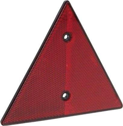 Trojúhelníková odrazka