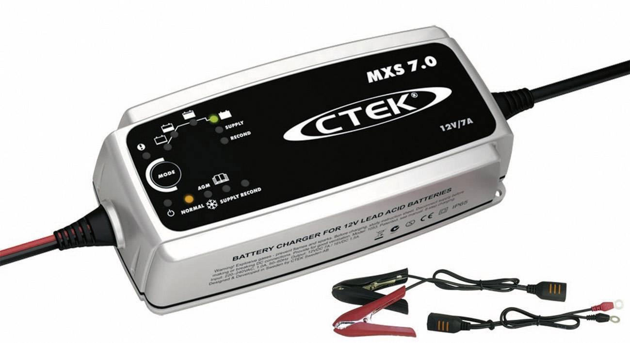 Automatická nabíjačka MXS 7.0