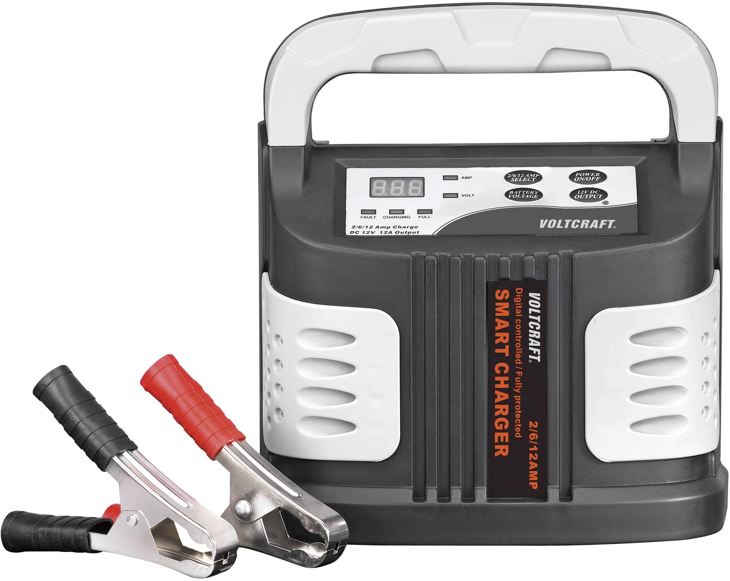 Nabíječky pro automobily, údržba baterií