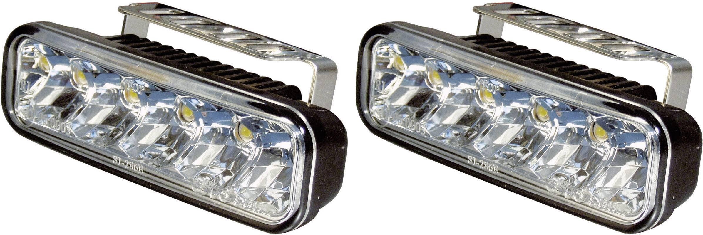 LED-denné svetlá