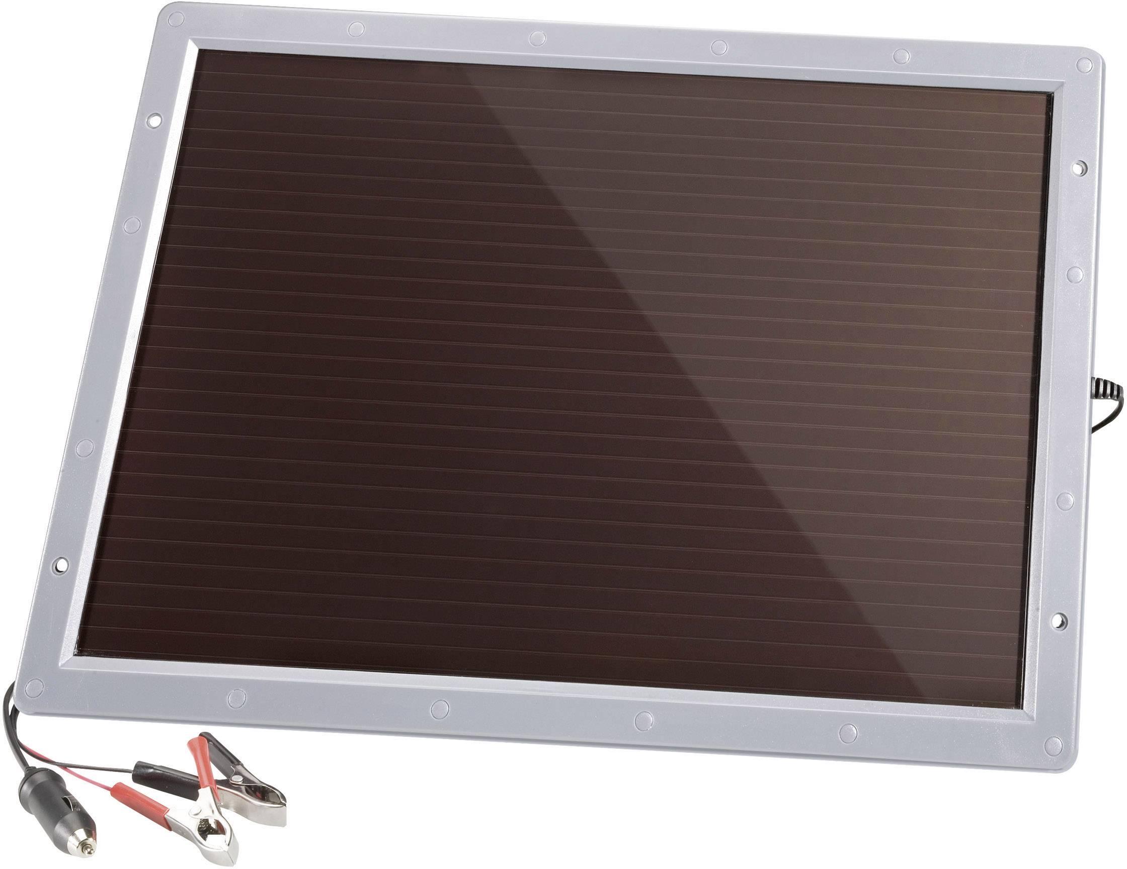 Solárna nabíjačka autobatérií TPS-102-6, 6 W