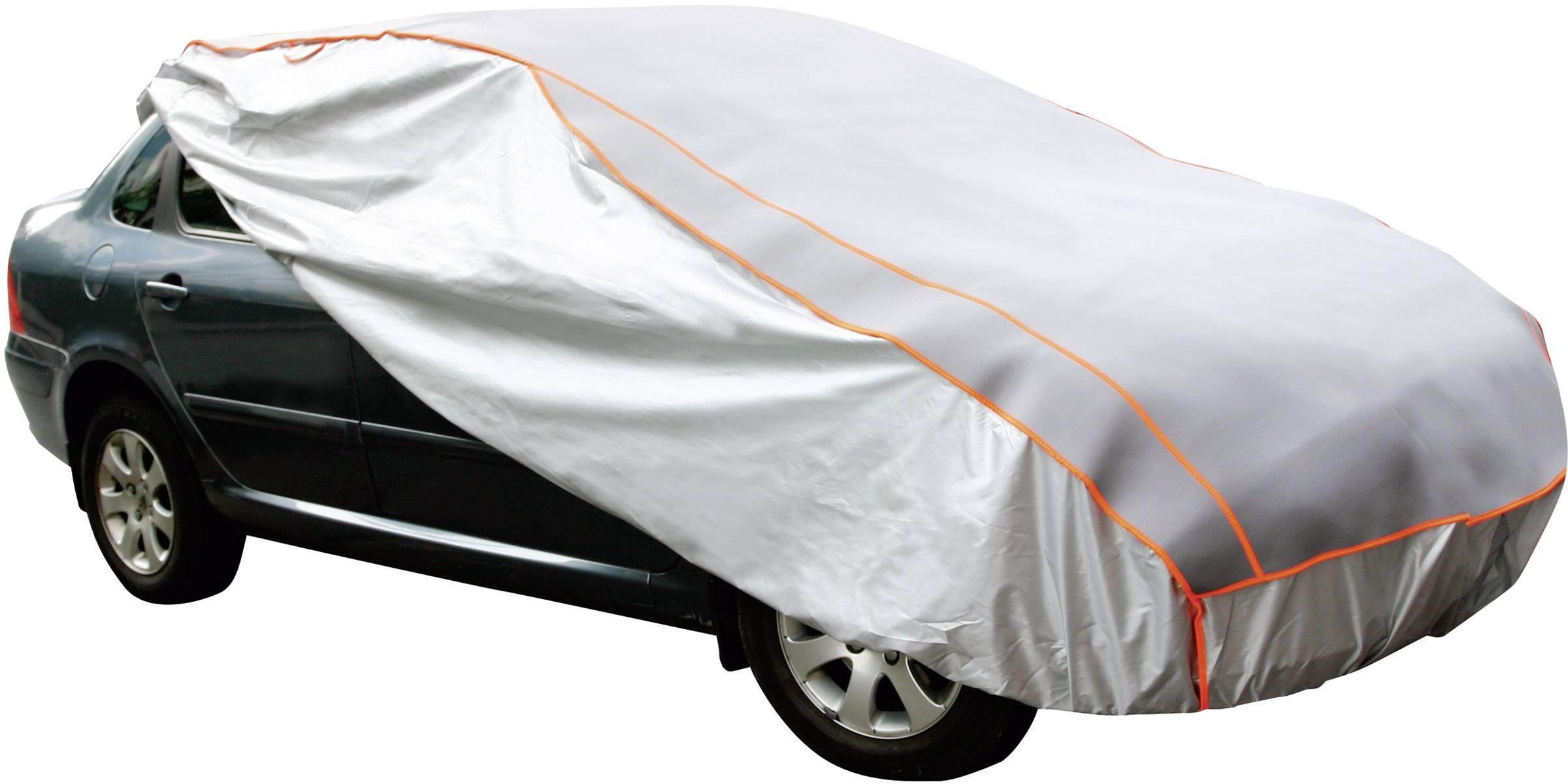 Plachta na automobil ochranná 18268 (d x š x v) 430 x 165 x 120 cm