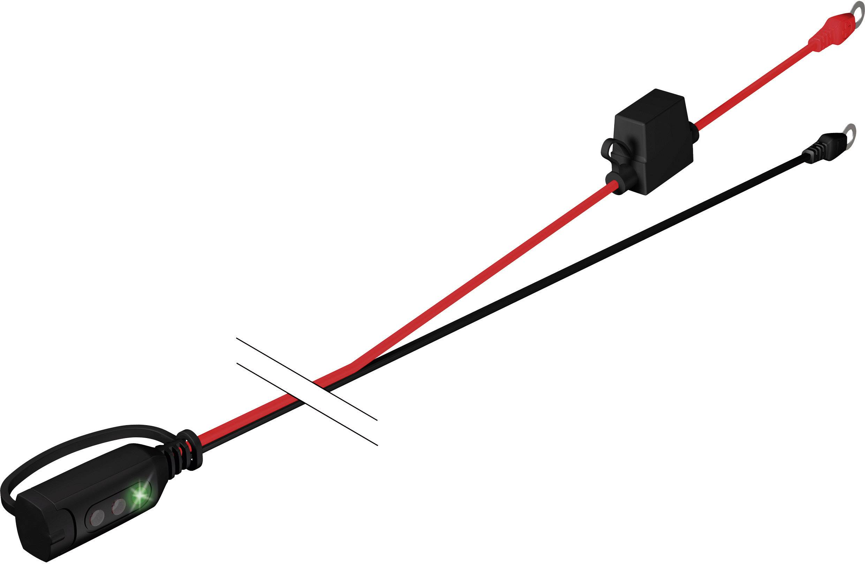 Indikátor stavu nabití CTEK Comfort Indicator, s kabelovými oky