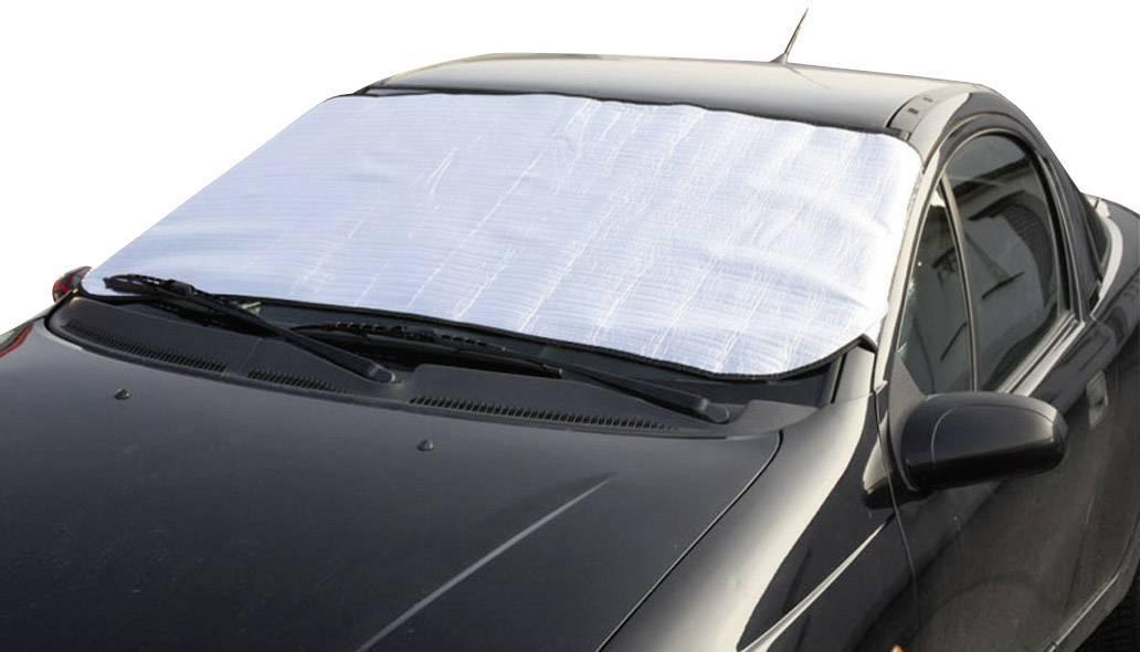 Hliníková clona na predné autosklo HP Autozubehör 18241 (š x v) 160 cm x 100 cm