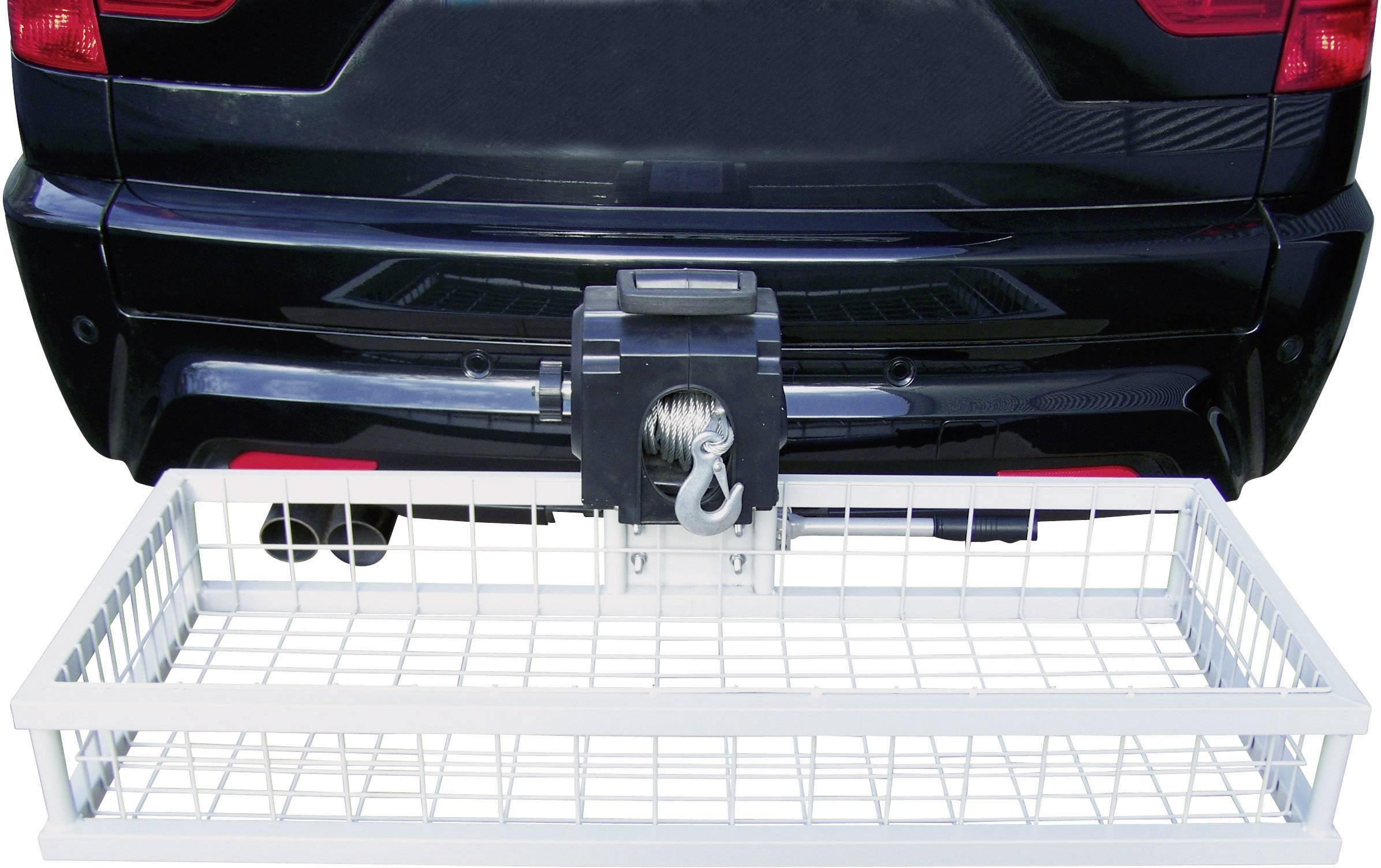 Zadní a boční nosiče