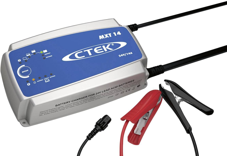 Nabíjačka autobatérie CTEK Multi XT 14 56-734, 24 V, 14 A