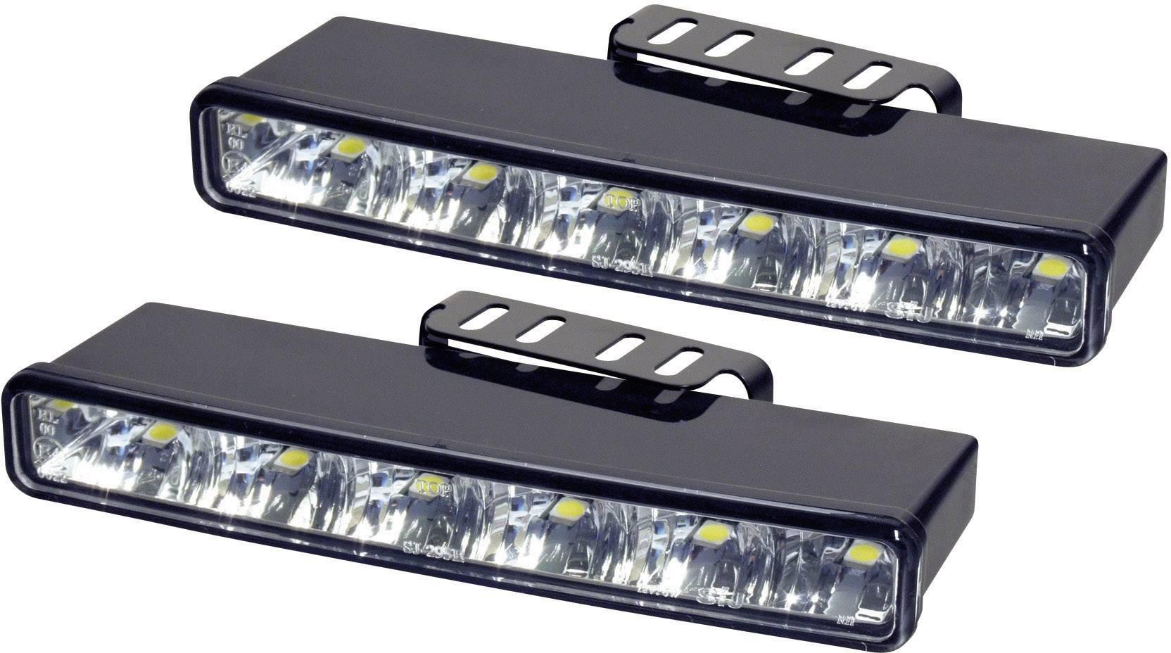 LED autosvetlá na denné svietenie Devil Eyes SUV 610763, 1 pár