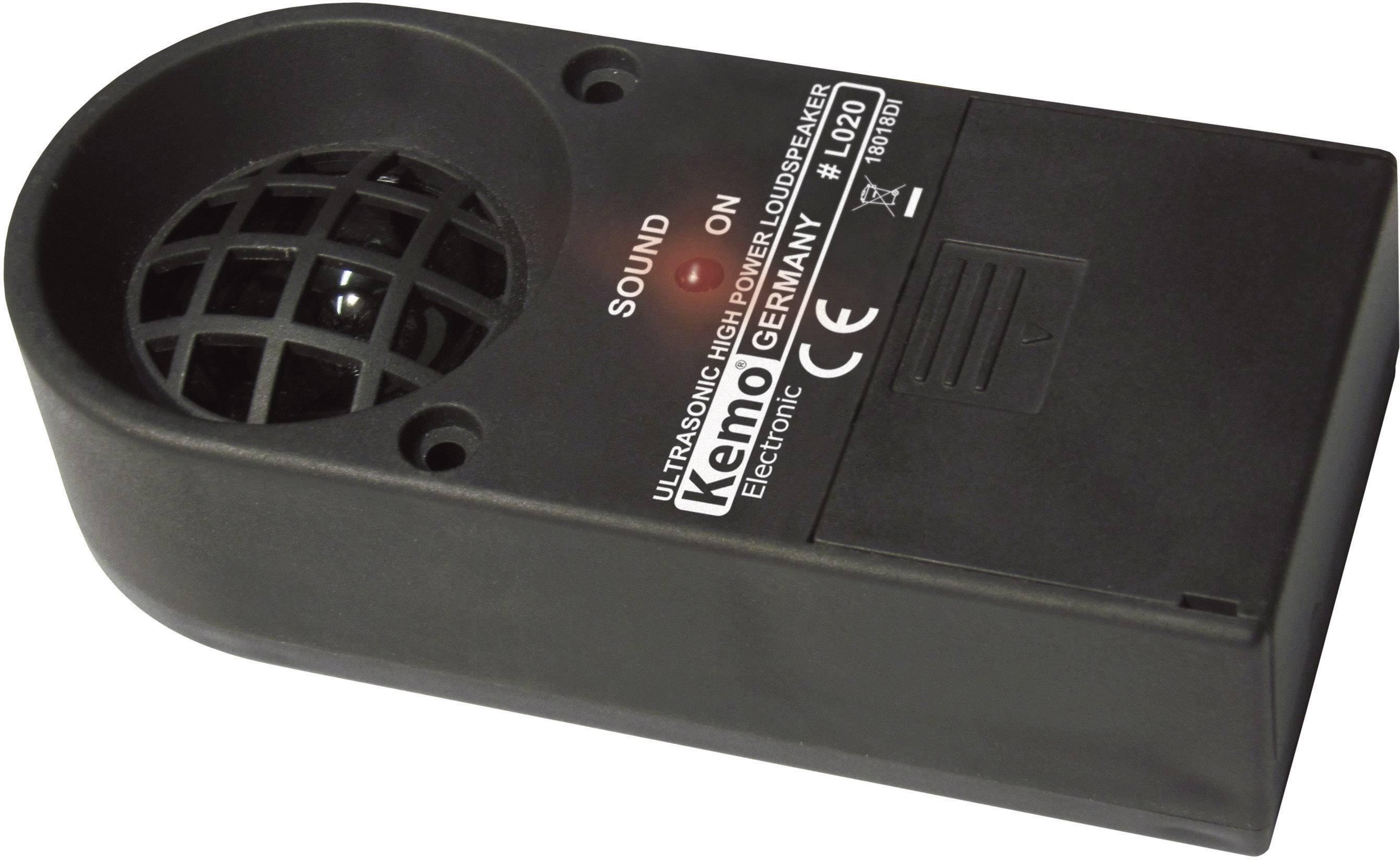 Prídavný ultrazvukový reproduktor Kemo
