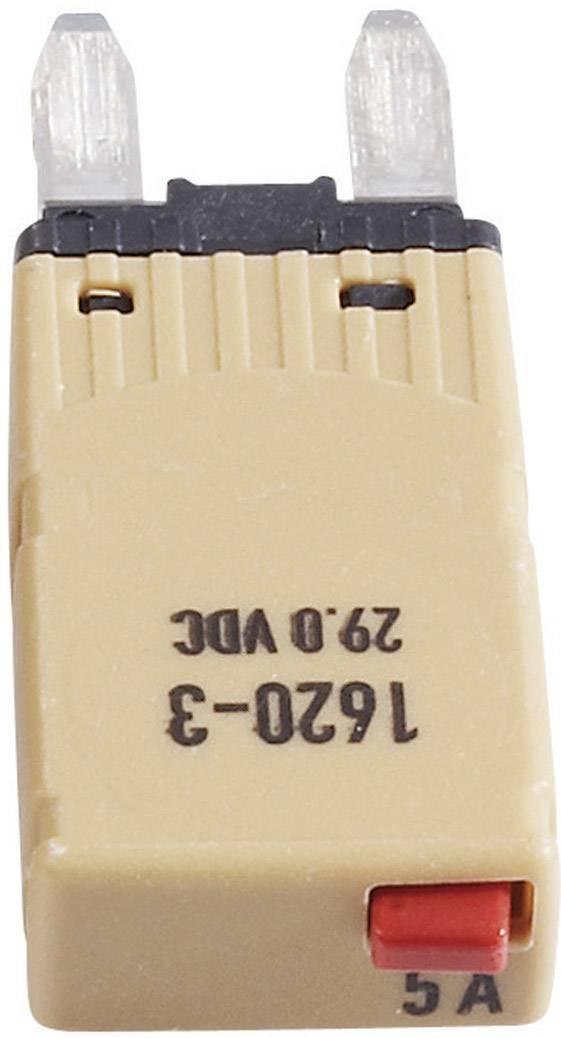 Plochá autopoistka mini, 1620-3-5A, 5 A