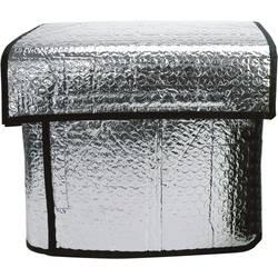 Termo obal na autobatériu cartrend 96144, potiahnuté hliníkom, (d x š) 115 cm x 74 cm