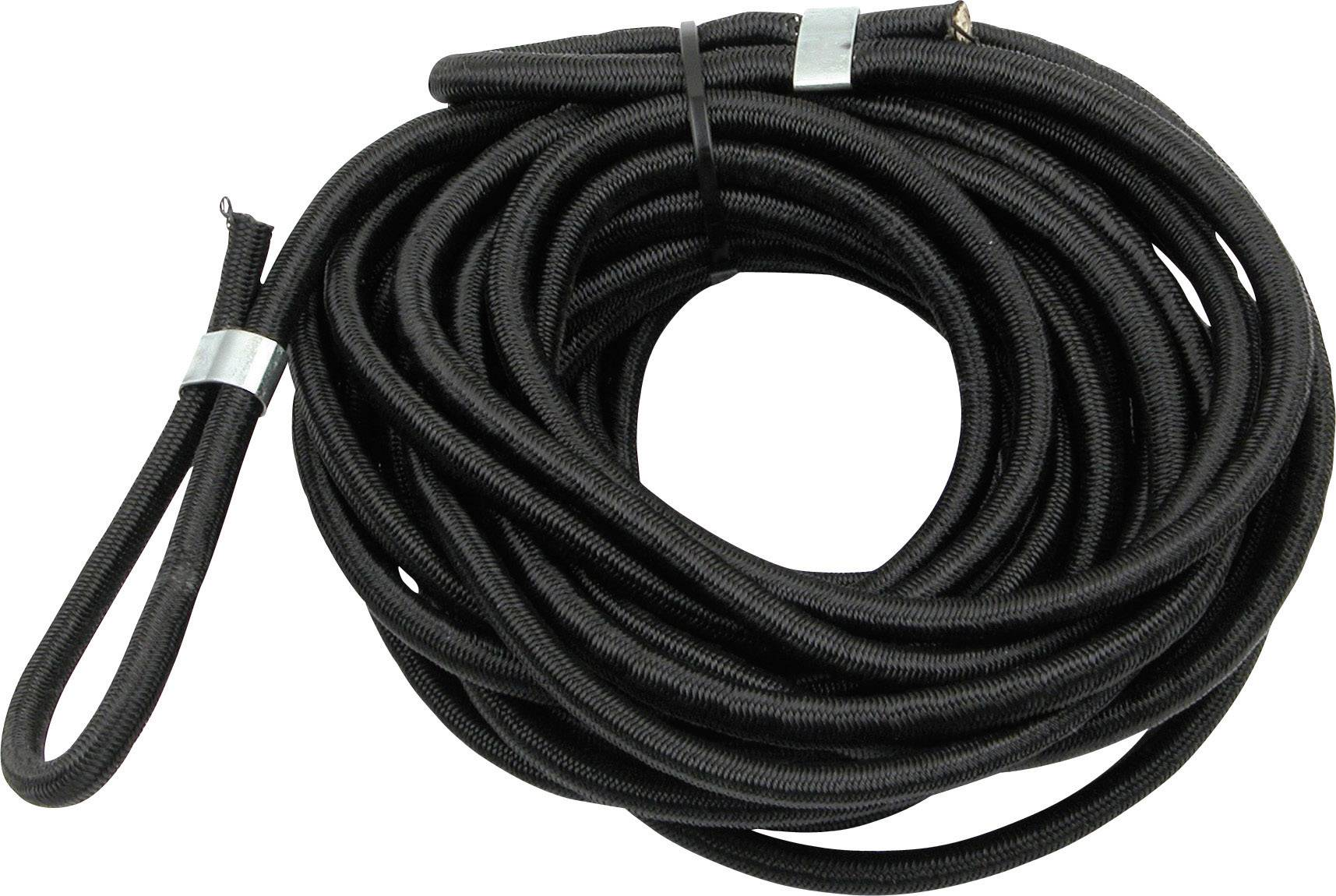 Elastický kabel, 7.5 mm x 7 m