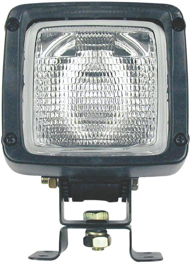 Pracovný svetlomet Berger & Schröter 12 V, (š x v x h) 105 x 95 x 90 mm, 1700 lm