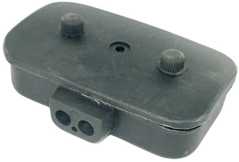 Rozvodná krabice SecoRut, 10 pin, upevnění šroubem