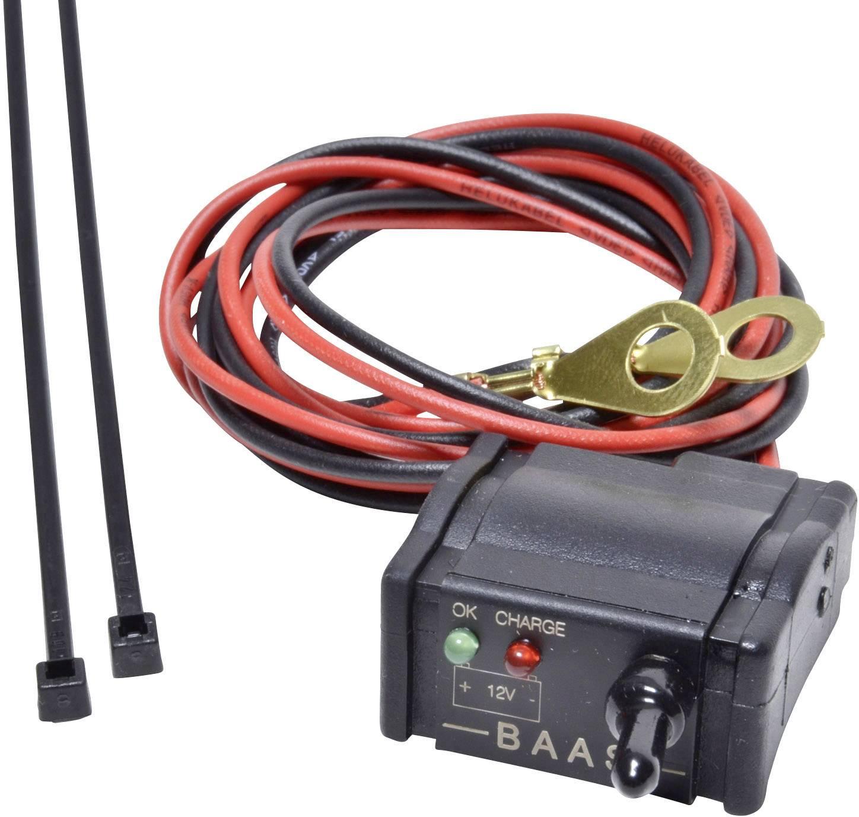 Tester autobatérií BAAS BA22 12 V, premontážnatrubku