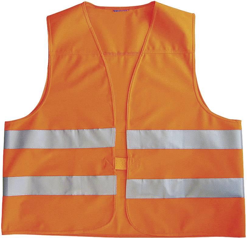Bezpečnostní vesta, 86054, EN 471, oranžová