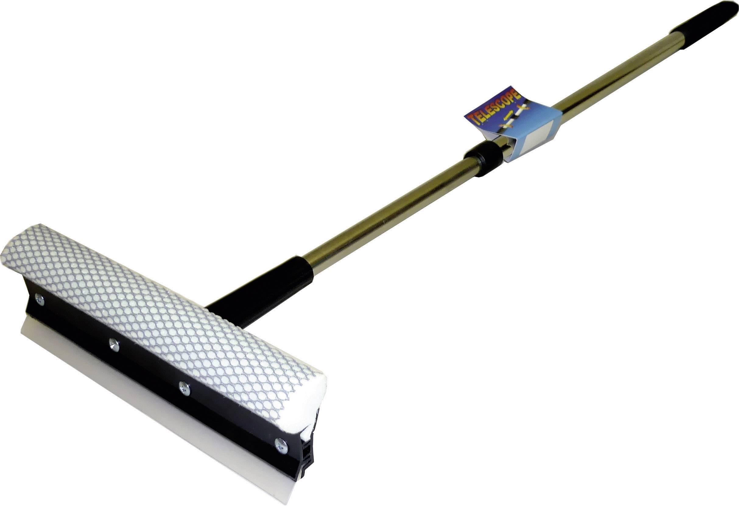 Teleskopická stěrka s houbičkou