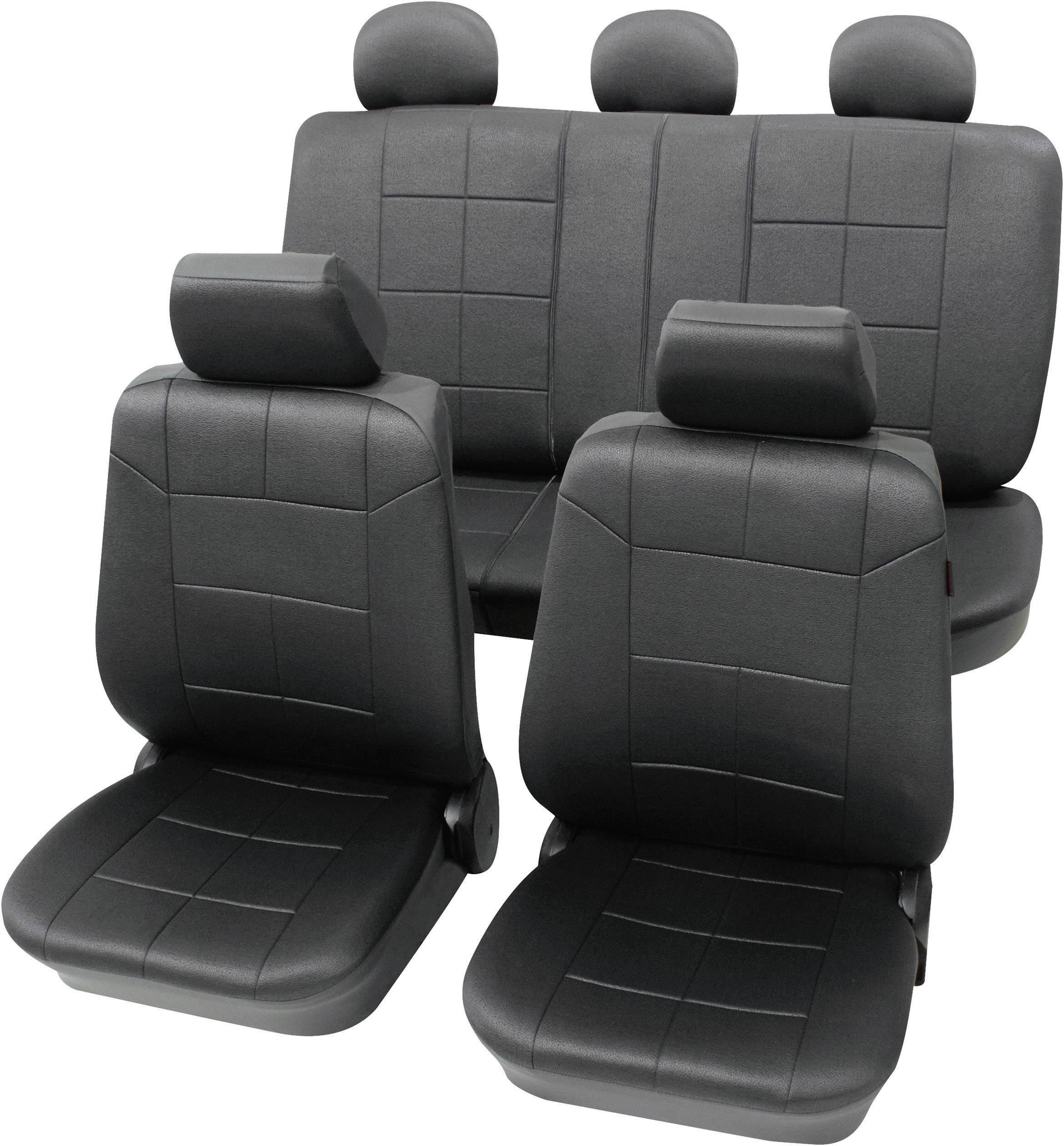 Autopoťahy Petex Dakar SAB 1 Vario Plus 22574901, 17-dielna, polyester, antracitová
