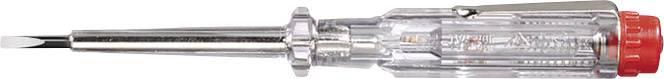 Fázová skúšačka Wiha 255-3 05271, čepeľ 60 mm, 3 mm, 220 - 250 V/AC