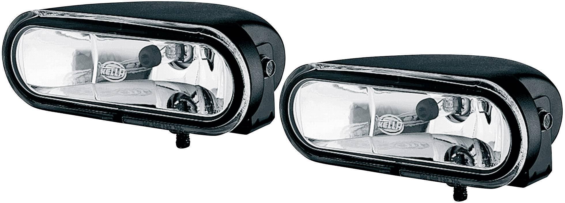 H7 diaľkový svetlomet Hella FF 75, (š x v x h) 155 x 63 x 97 mm