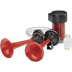 Kompresorová fanfára Hella 3PB 003 001-661, 24 V, 118 dB (A)