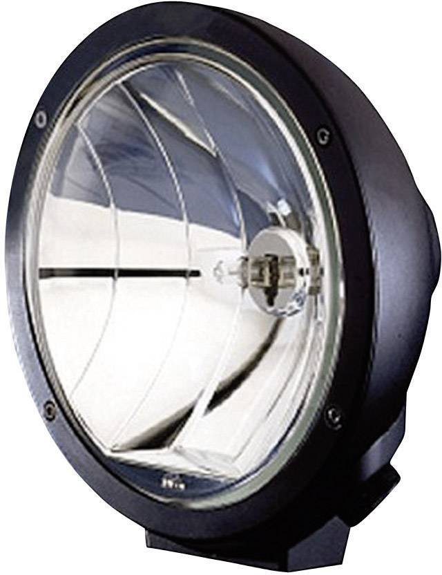 H1 diaľkový svetlomet Hella Luminator Compact Metal, (Ø x h) 170 mm x 114 mm