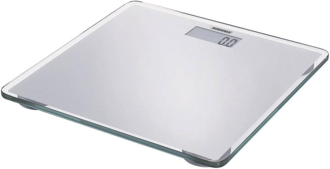 Osobná váha Soehnle Slim Design Silver, ultratenká