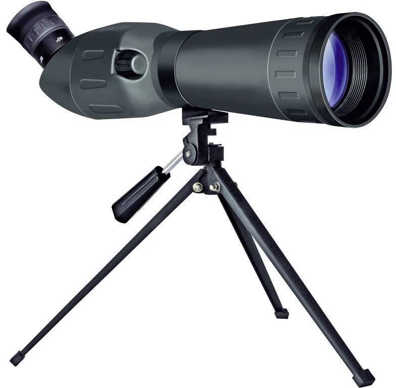 Pozorovací ďalekohľad so zoomom Bresser Optik Spotty 20 bis 60 x 60 mm čierna