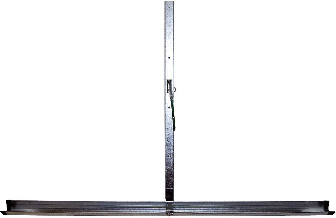 Nástenný držiak na bicykel Eufab 16408, oceľ, strieborná