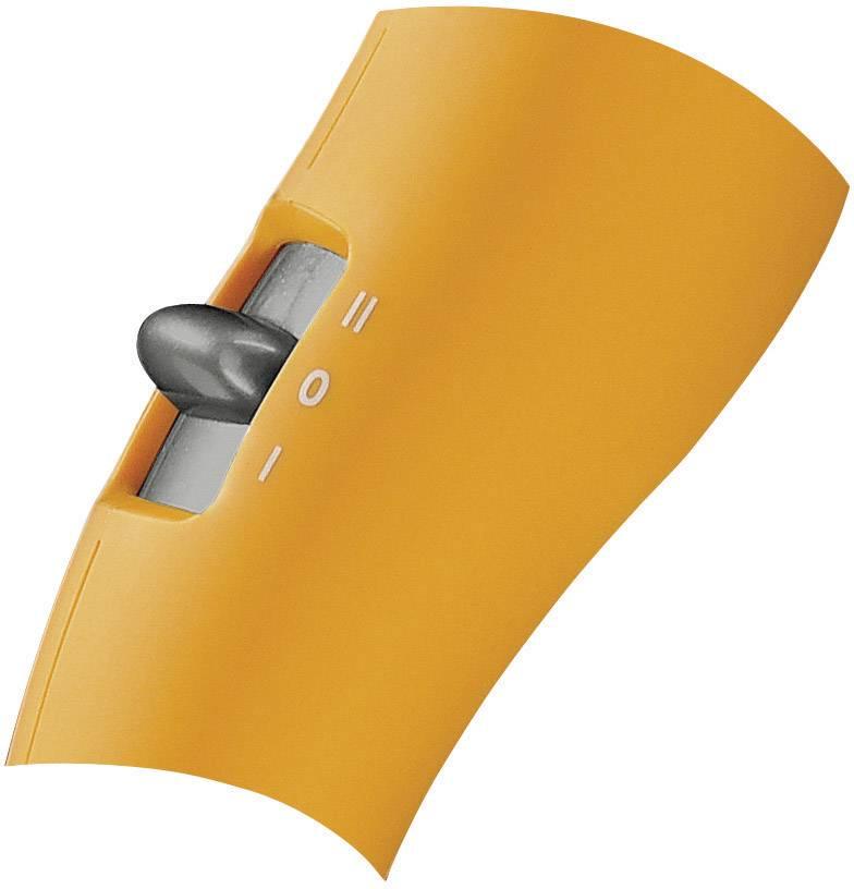 Cestovný fén Grundig GMK8600, 1500 W, strieborná, oranžová