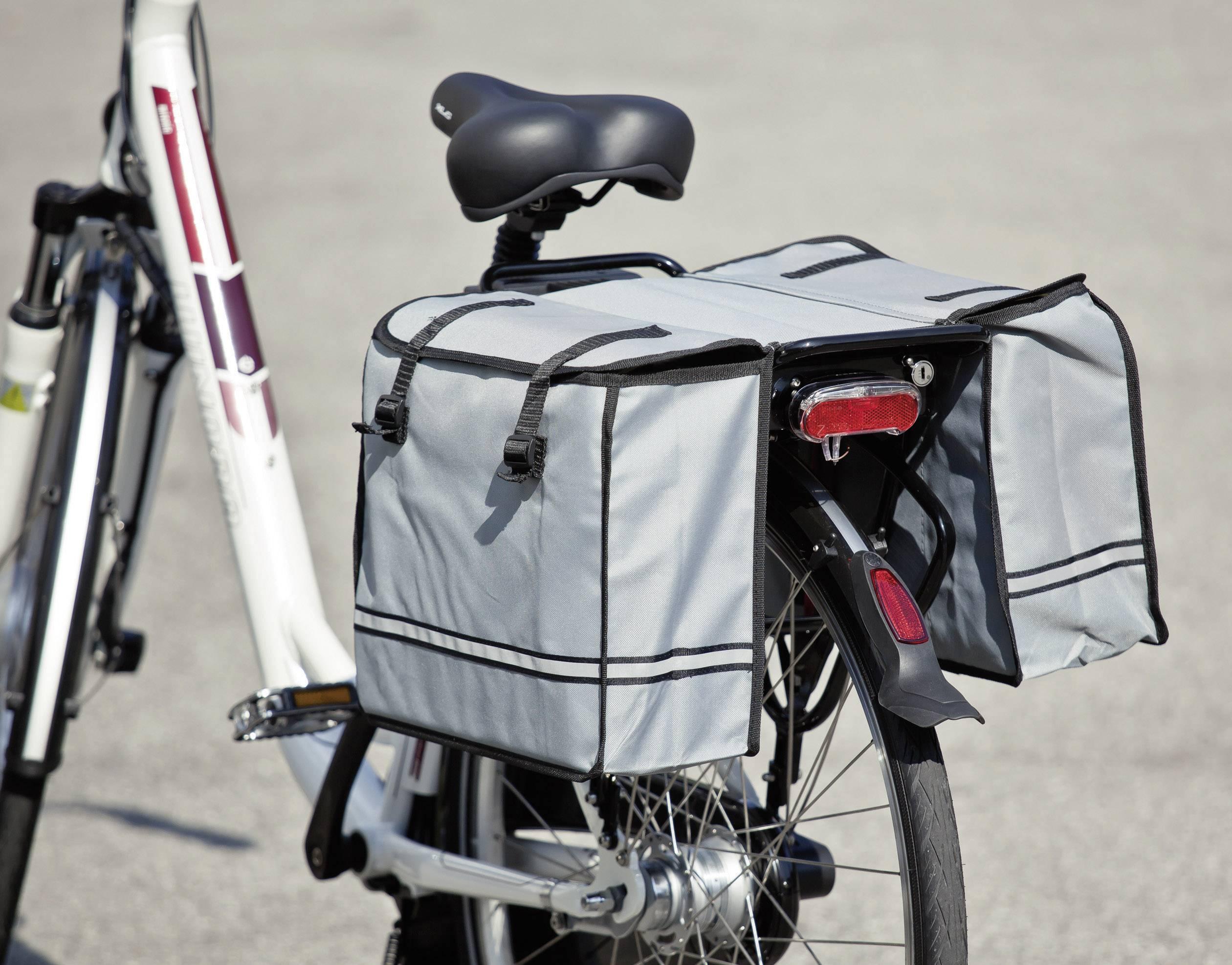 Dvojitá taška na jízdní kolo Bicyle Gear