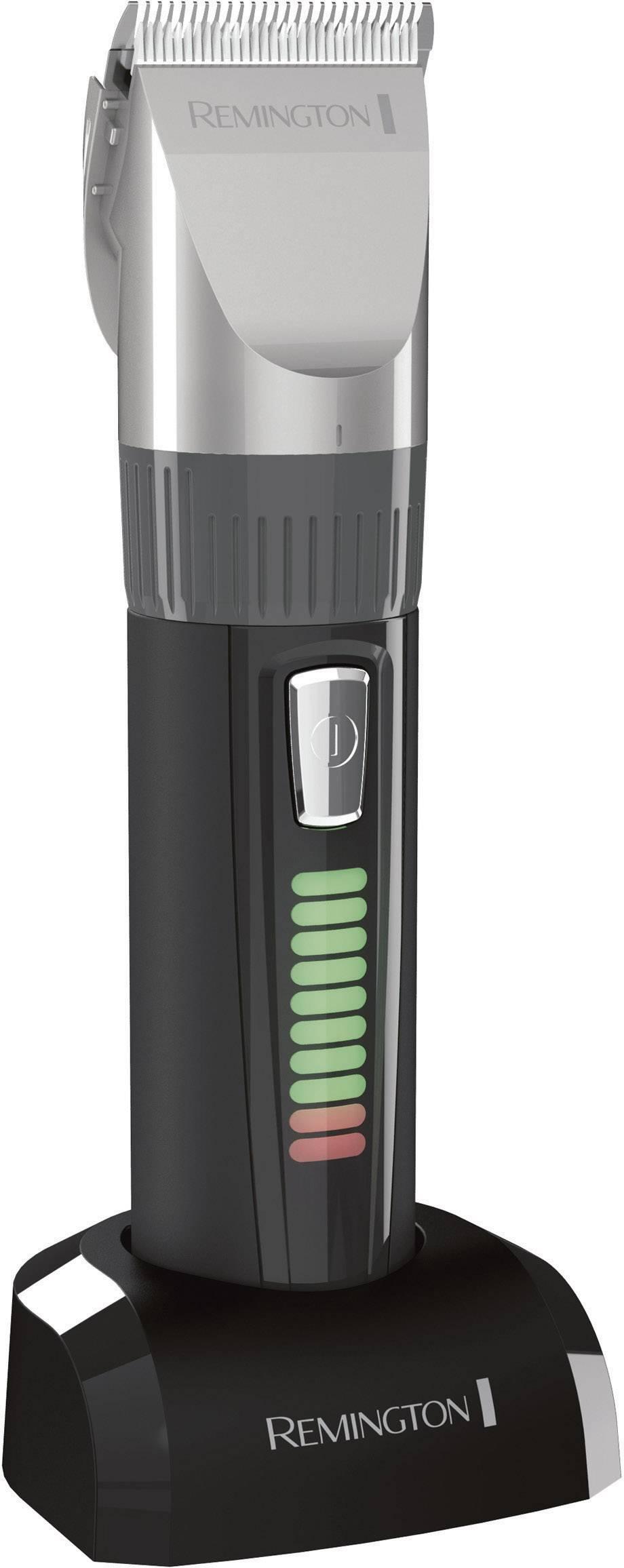 Zastřihovač vlasů Remington Genius HC5810, černá/stříbrná