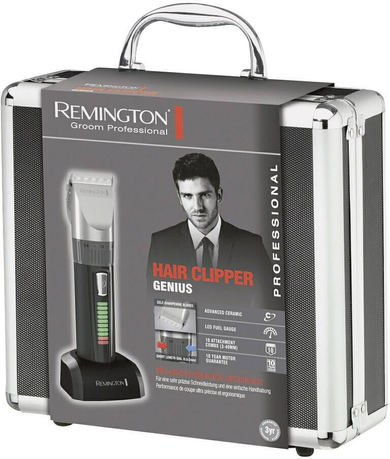 Zastrihávač vlasov Remington Genius HC5810