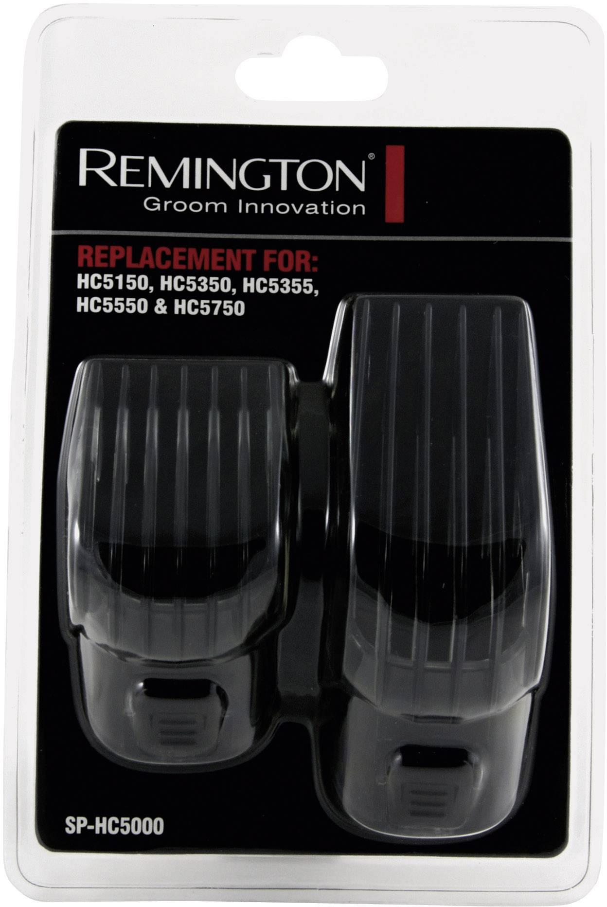 Náhrdní hřebeny k holicímu strojku Remington SP-HC5000