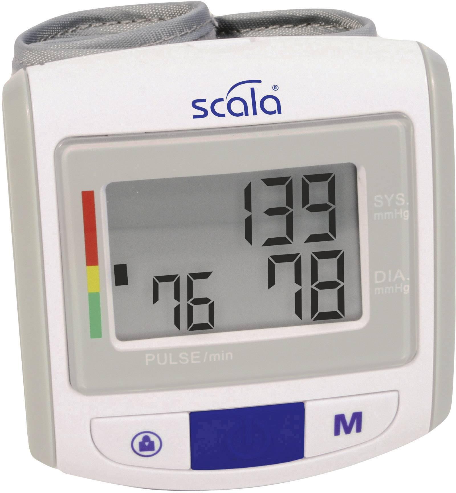 Merač krvného tlaku Scala SC7161