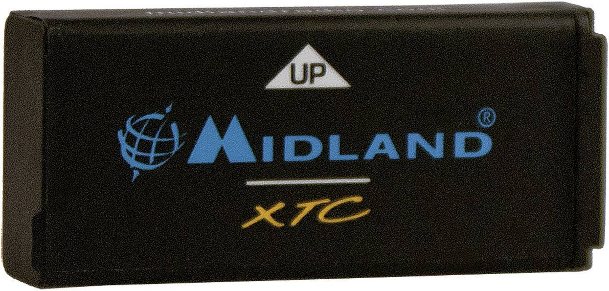 Akumulátor do kamery Midland Ersatzakku XTA-500 XTA-500, 900 mAh