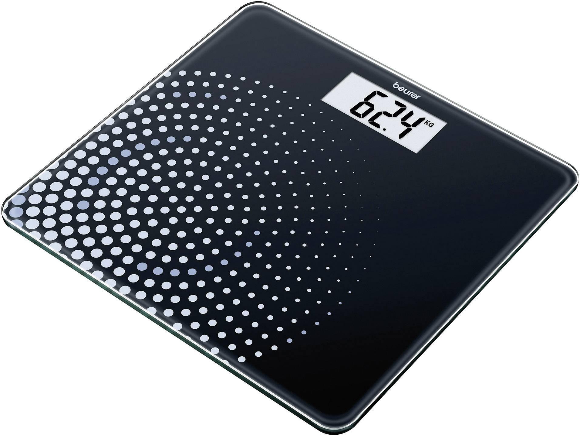 Sklenená váha Beurer GS 210