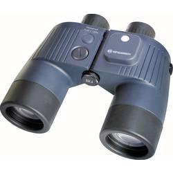 Námořní dalekohled Bresser Optik Binocom GAL 1866805, 7 x 50 mm, modrá