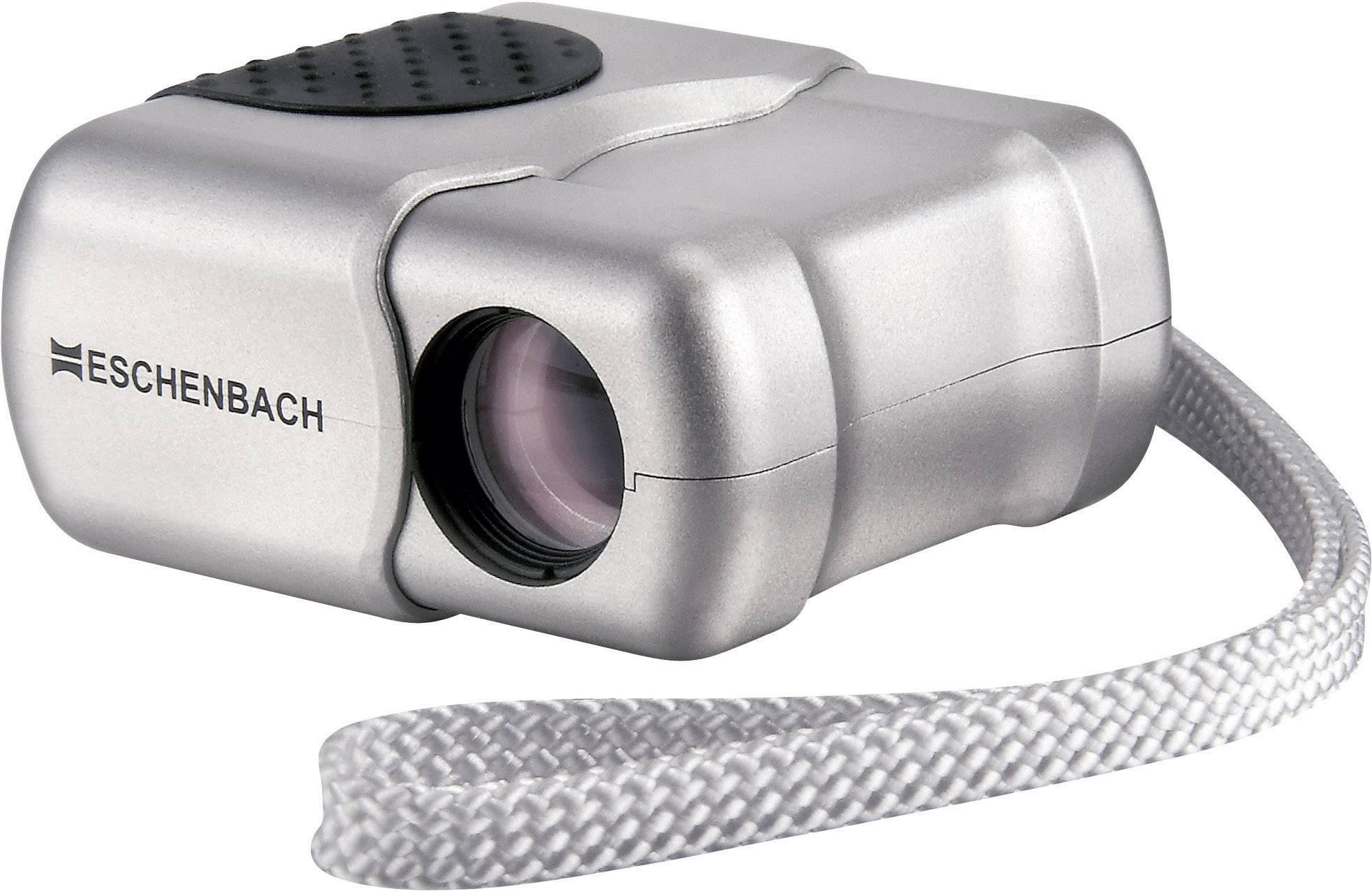Monokulární Eschenbach microlux 13 mm stříbrná/antracitová