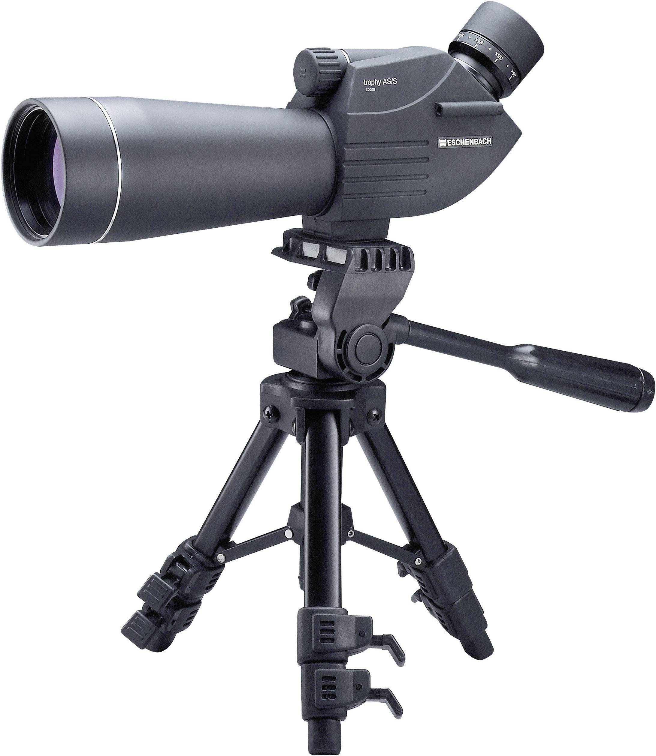 Spektiv Eschenbach Trophy 15-45x60 B 60 mm, šedá