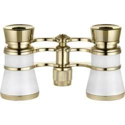 Kukátko Eschenbach Glamour 25 mm perlově bílá, zlatá