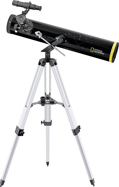 Hvezdársky teleskop National Geographic 76/700 mm AZ 9011300, 35 do 525 x