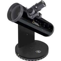 Hvězdářský teleskop National Geographic 76/350, DOBSON 9015000, 18 do 117 x