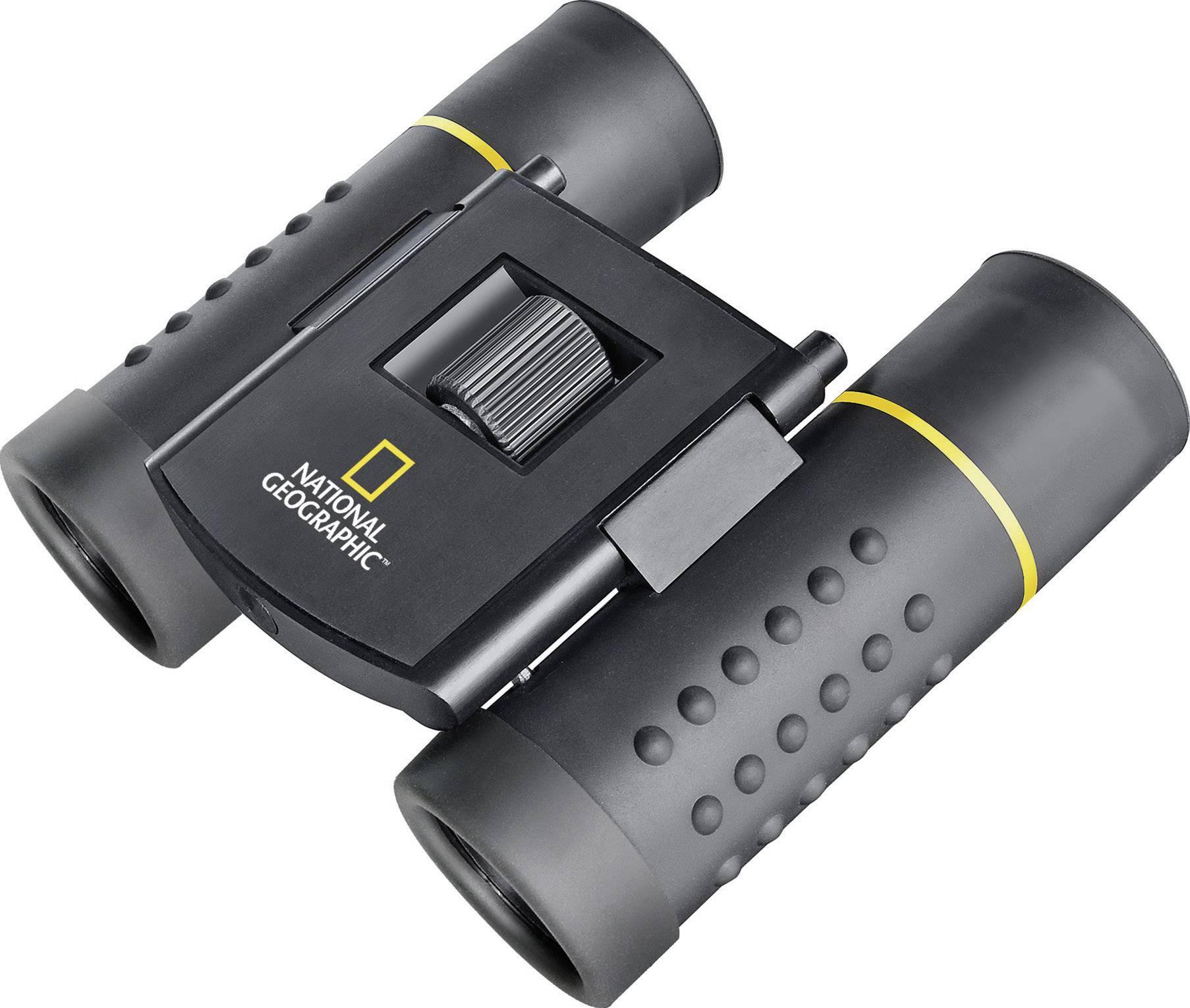 Kapesní dalekohled National Geographic 8x21, černá