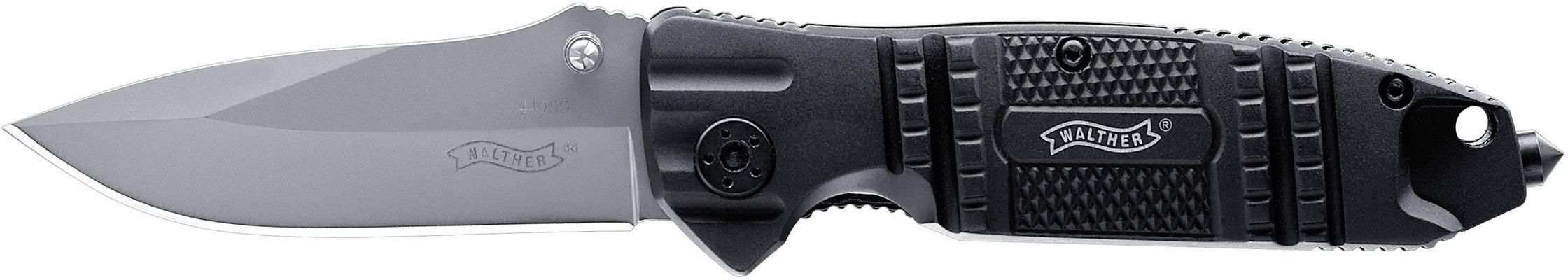 Kapesní nůž Walther Silver TacKnife STK, nerezová ocel, hliník