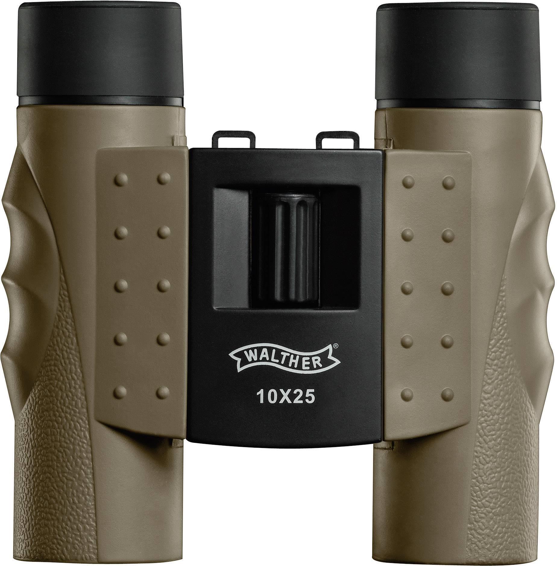 Ďalekohľad Walther Backpack 10 x 25 5.9006 25 mm, zemitá (matná)